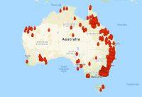 جهنم اقلیمی استرالیا؛ نیم میلیارد حیوان تا کنون سوختهاند